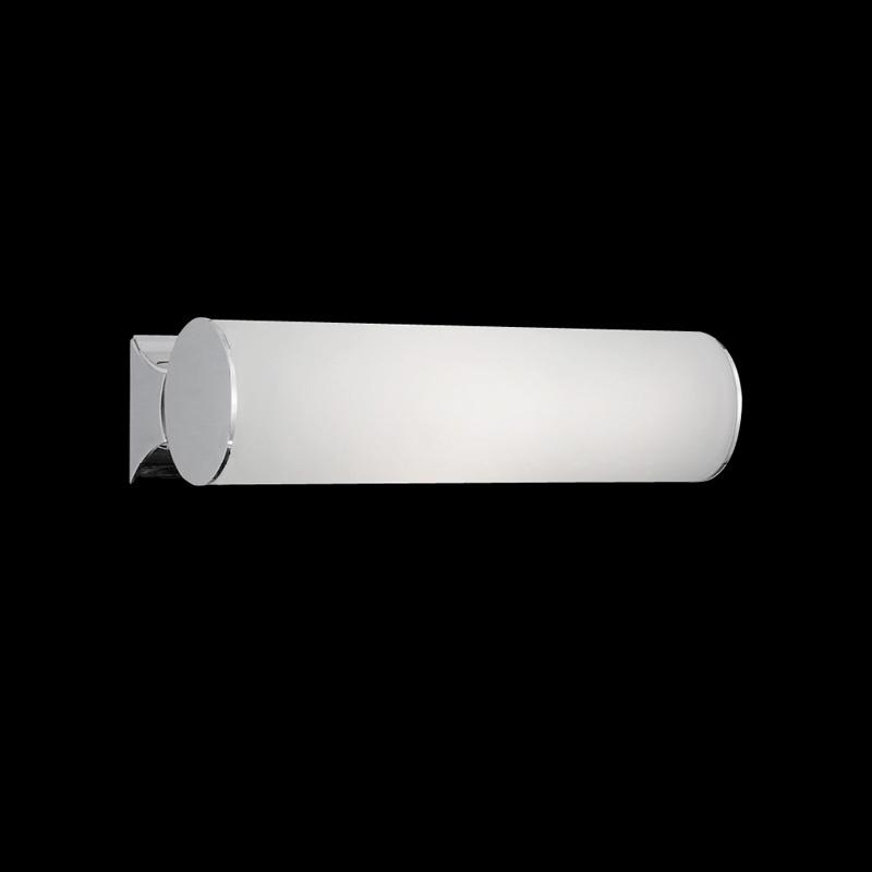 Бра 801810 LightstarНастенные и бра<br>801810 (MB338-1) Светильник настенный BLANDA 1х40W E14 ХРОМ/БЕЛЫЙ. Бренд - Lightstar. материал плафона - стекло. цвет плафона - белый. тип цоколя - E14. тип лампы - накаливания или LED. ширина/диаметр - 200. мощность - 40. количество ламп - 1.<br><br>популярные производители: Lightstar<br>материал плафона: стекло<br>цвет плафона: белый<br>тип цоколя: E14<br>тип лампы: накаливания или LED<br>ширина/диаметр: 200<br>максимальная мощность лампочки: 40<br>количество лампочек: 1