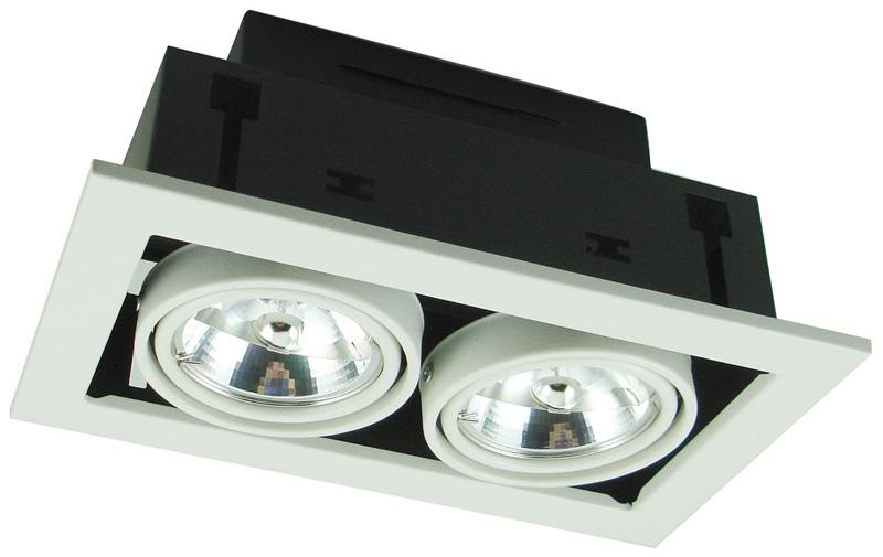 Потолочный светильник A5930PL-2WH ARTE Lampвстраиваемые<br>A5930PL-2WH. Бренд - ARTE Lamp. тип цоколя - GU5.3. тип лампы - галогеновая или LED. ширина/диаметр - 145. мощность - 50. количество ламп - 2.<br><br>популярные производители: ARTE Lamp<br>тип цоколя: GU5.3<br>тип лампы: галогеновая или LED<br>ширина/диаметр: 145<br>максимальная мощность лампочки: 50<br>количество лампочек: 2