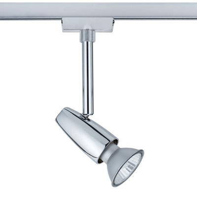 Светильник  95009 Paulmannсветильники<br>Cветильник для шинной системы URail System L&amp;E Barelli 1x50W GU10 230V Хром. Бренд - Paulmann. тип цоколя - GU10. тип лампы - галогеновая или LED. ширина/диаметр - 51. мощность - 50. количество ламп - 1.<br><br>популярные производители: Paulmann<br>тип цоколя: GU10<br>тип лампы: галогеновая или LED<br>ширина/диаметр: 51<br>максимальная мощность лампочки: 50<br>количество лампочек: 1