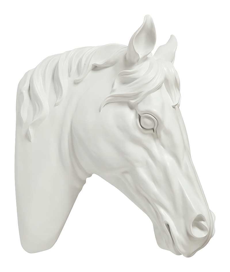 Декоративная голова лошади Lincoln DG-HOME от Дивайн Лайт