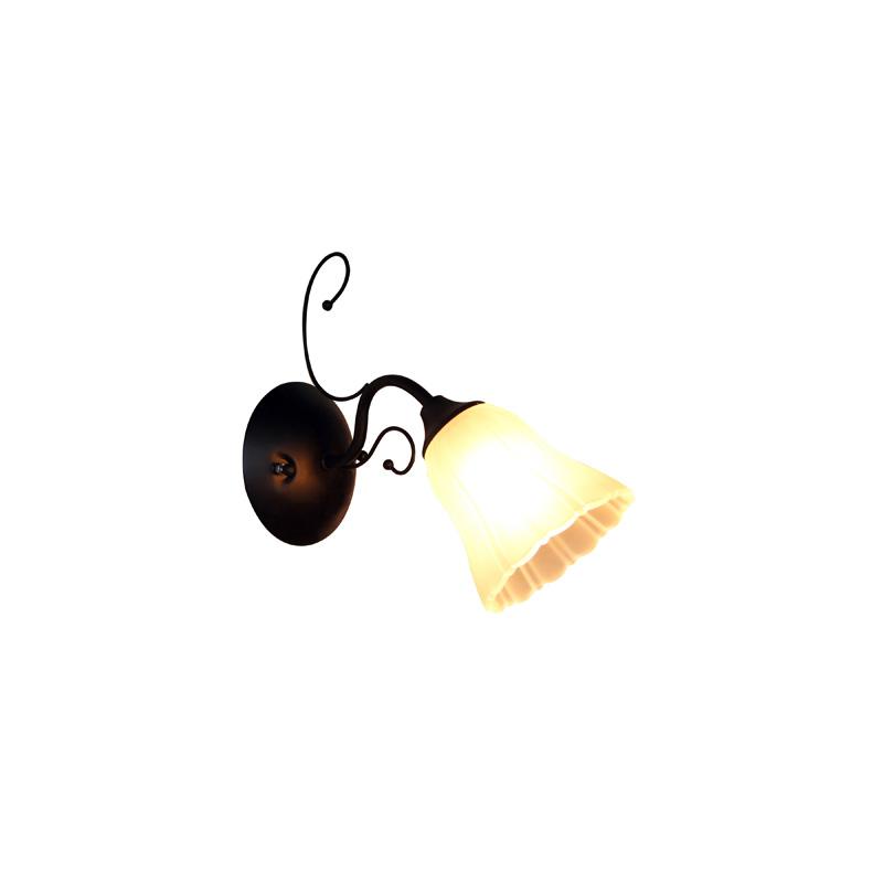Бра 872/1A-Argentoscuro IDLampНастенные и бра<br>Настенный. Бренд - IDLamp. материал плафона - стекло. цвет плафона - белый. тип цоколя - E27. тип лампы - накаливания или LED. ширина/диаметр - 275. мощность - 60. количество ламп - 1.<br><br>популярные производители: IDLamp<br>материал плафона: стекло<br>цвет плафона: белый<br>тип цоколя: E27<br>тип лампы: накаливания или LED<br>ширина/диаметр: 275<br>максимальная мощность лампочки: 60<br>количество лампочек: 1