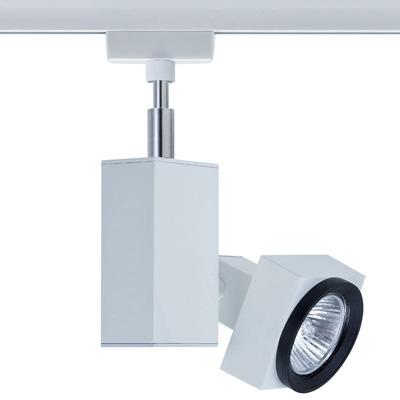 Светильник  95313 Paulmannсветильники<br>Cветильник для шинной системы U-RAIL 230V L&amp;E Gurnemanz 1x50W GU5,3 230V/12V белый. Бренд - Paulmann. тип цоколя - GU5.3. тип лампы - галогеновая или LED. ширина/диаметр - 85. мощность - 50. количество ламп - 1.<br><br>популярные производители: Paulmann<br>тип цоколя: GU5.3<br>тип лампы: галогеновая или LED<br>ширина/диаметр: 85<br>максимальная мощность лампочки: 50<br>количество лампочек: 1