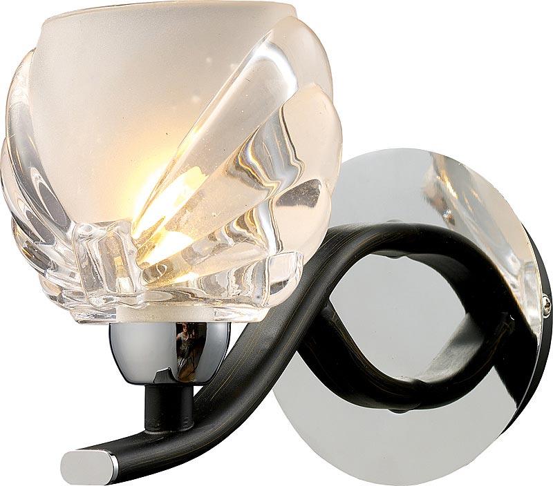 Бра 409-01-11 N-LightНастенные и бра<br>1*40W, G9, 230V <br>H=180mm<br>W=110mm  <br>Ext=140mm. Бренд - N-Light. материал плафона - стекло. цвет плафона - прозрачный. тип цоколя - G9. тип лампы - галогеновая или LED. ширина/диаметр - 110. мощность - 40. количество ламп - 1.<br><br>популярные производители: N-Light<br>материал плафона: стекло<br>цвет плафона: прозрачный<br>тип цоколя: G9<br>тип лампы: галогеновая или LED<br>ширина/диаметр: 110<br>максимальная мощность лампочки: 40<br>количество лампочек: 1