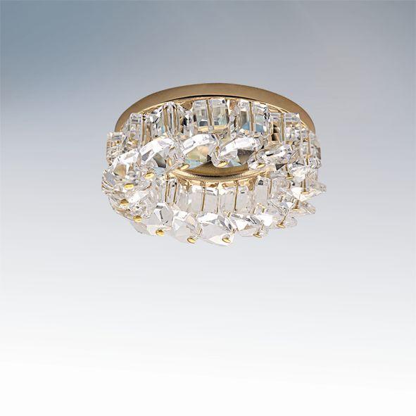 Точечный светильник 030502 Lightstarвстраиваемые<br>030502 Светильник ROCCO SM CR MR11/HP11 ЗОЛОТО/ПРОЗРАЧНЫЙ. Бренд - Lightstar. материал плафона - хрусталь. цвет плафона - прозрачный. тип цоколя - G4. тип лампы - галогеновая или LED. ширина/диаметр - 60. мощность - 50. количество ламп - 1.<br><br>популярные производители: Lightstar<br>материал плафона: хрусталь<br>цвет плафона: прозрачный<br>тип цоколя: G4<br>тип лампы: галогеновая или LED<br>ширина/диаметр: 60<br>максимальная мощность лампочки: 50<br>количество лампочек: 1
