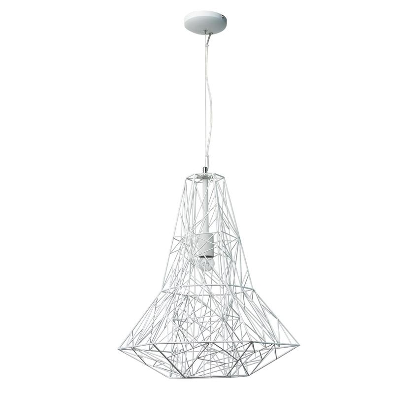 Подвесной  потолочный светильник 643011201 Regenbogen Lifeподвесные<br>643011201 Кассель. Бренд - Regenbogen Life. материал плафона - металл. цвет плафона - белый. тип цоколя - E27. тип лампы - накаливания или LED. ширина/диаметр - 500. мощность - 60. количество ламп - 1.<br><br>популярные производители: Regenbogen Life<br>материал плафона: металл<br>цвет плафона: белый<br>тип цоколя: E27<br>тип лампы: накаливания или LED<br>ширина/диаметр: 500<br>максимальная мощность лампочки: 60<br>количество лампочек: 1