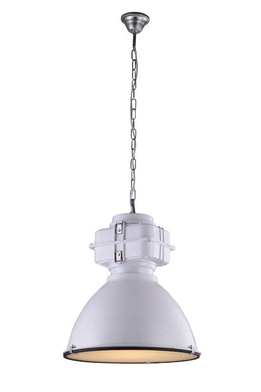 Подвесной  потолочный светильник A5014SP-1WH ARTE Lampподвесные<br>A5014SP-1WH. Бренд - ARTE Lamp. материал плафона - металл. цвет плафона - белый. тип цоколя - E27. тип лампы - накаливания или LED. ширина/диаметр - 480. мощность - 60. количество ламп - 1.<br><br>популярные производители: ARTE Lamp<br>материал плафона: металл<br>цвет плафона: белый<br>тип цоколя: E27<br>тип лампы: накаливания или LED<br>ширина/диаметр: 480<br>максимальная мощность лампочки: 60<br>количество лампочек: 1