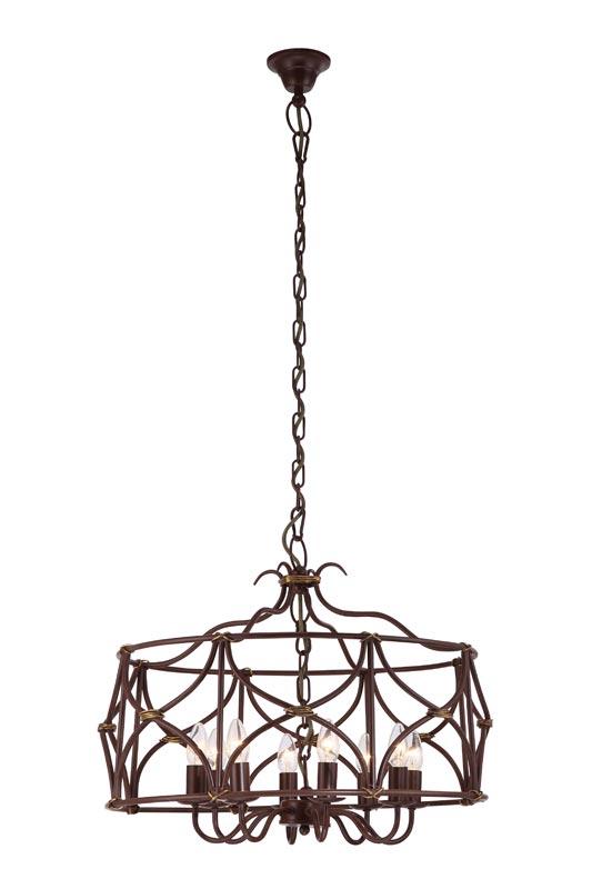 Потолочная люстра подвесная A8959SP-8BR ARTE Lampподвесные<br>A8959SP-8BR. Бренд - ARTE Lamp. тип цоколя - E14. тип лампы - накаливания или LED. ширина/диаметр - 640. мощность - 40. количество ламп - 8.<br><br>популярные производители: ARTE Lamp<br>тип цоколя: E14<br>тип лампы: накаливания или LED<br>ширина/диаметр: 640<br>максимальная мощность лампочки: 40<br>количество лампочек: 8