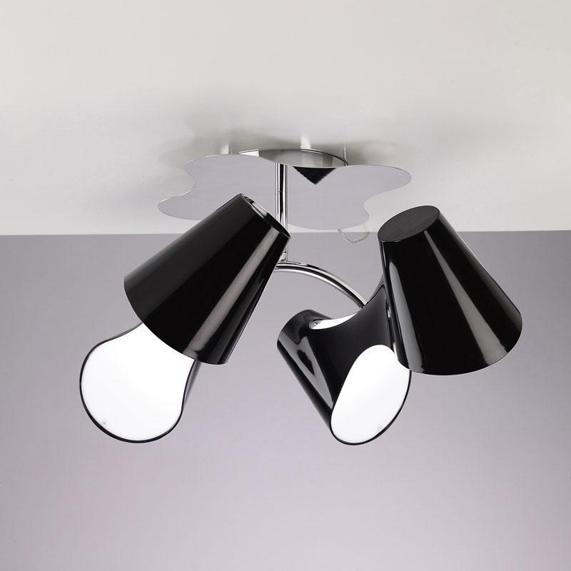 Накладной потолочный светильник 1555 Mantraнакладные<br>BLACK LACQUER. Бренд - Mantra.<br><br>популярные производители: Mantra
