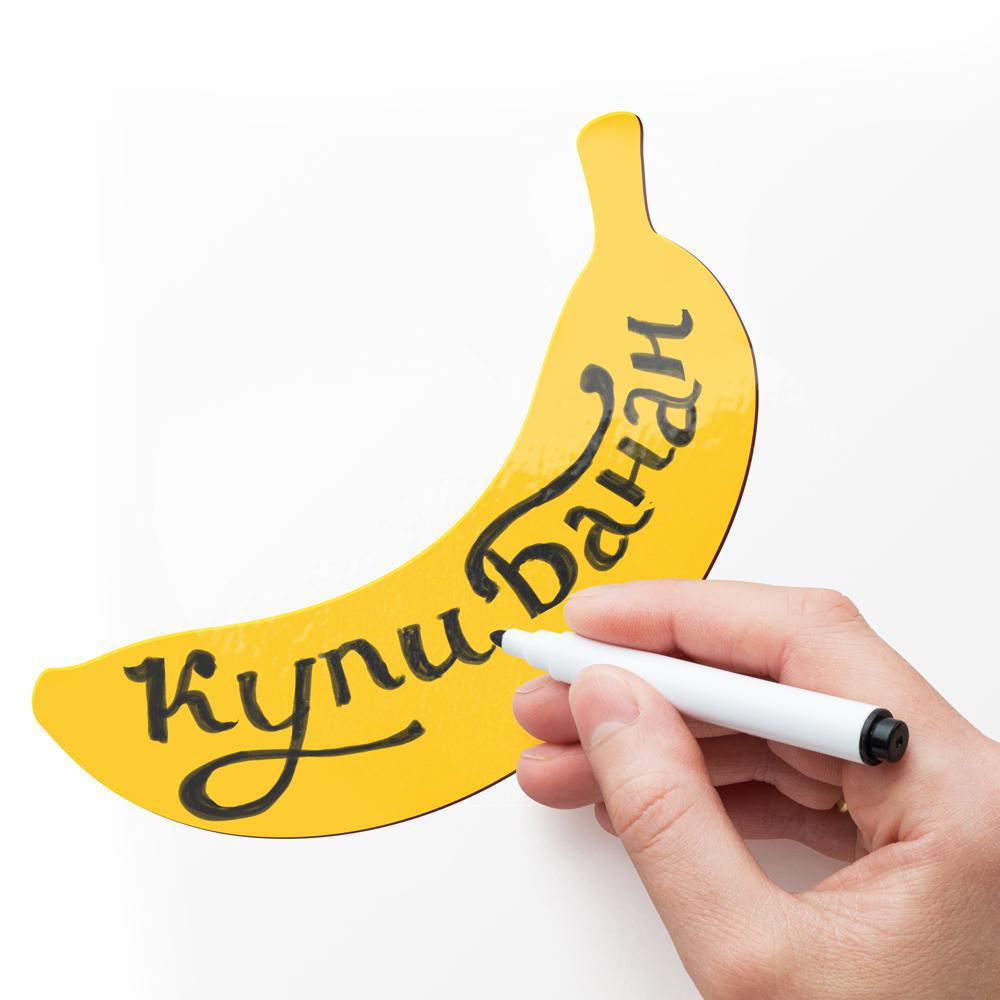 Магнит для записей melompo банан Fine DesignМелочи для кухни<br>. Бренд - Fine Design.<br><br>популярные производители: Fine Design