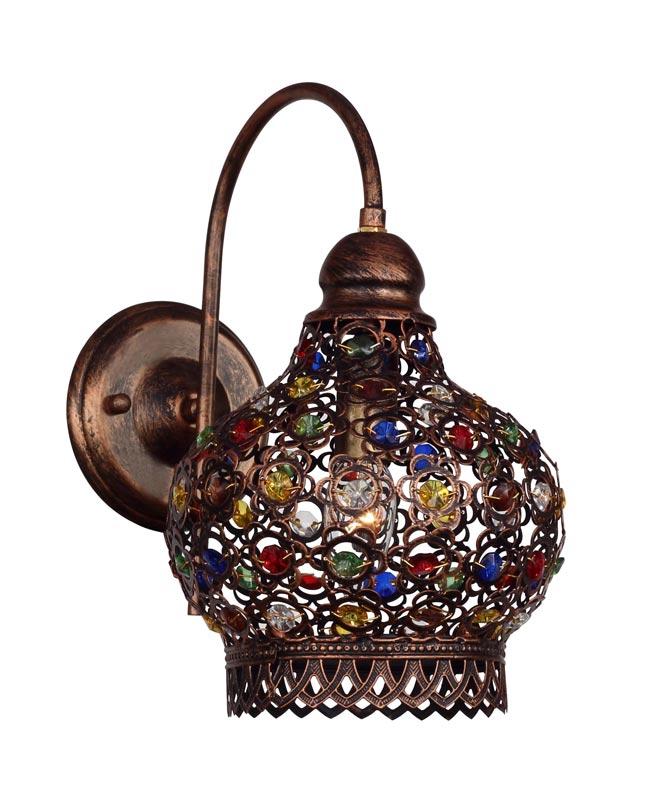 Бра 1666-1W FavouriteНастенные и бра<br>настенный светильник. Бренд - Favourite. материал плафона - металл. цвет плафона - коричневый. тип цоколя - E27. тип лампы - накаливания или LED. ширина/диаметр - 200. мощность - 40. количество ламп - 1.<br><br>популярные производители: Favourite<br>материал плафона: металл<br>цвет плафона: коричневый<br>тип цоколя: E27<br>тип лампы: накаливания или LED<br>ширина/диаметр: 200<br>максимальная мощность лампочки: 40<br>количество лампочек: 1