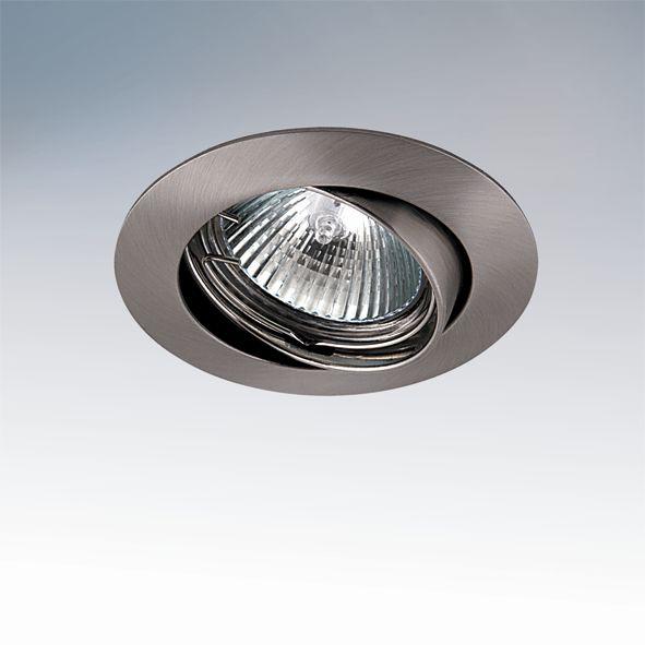 Точечный светильник 011025 Lightstarвстраиваемые<br>011025 Светильник LEGA HI ADJ MR16/HP16 НИКЕЛЬ 011025. Бренд - Lightstar. тип цоколя - GU5.3. тип лампы - галогеновая или LED. ширина/диаметр - 85. мощность - 50. количество ламп - 1.<br><br>популярные производители: Lightstar<br>тип цоколя: GU5.3<br>тип лампы: галогеновая или LED<br>ширина/диаметр: 85<br>максимальная мощность лампочки: 50<br>количество лампочек: 1