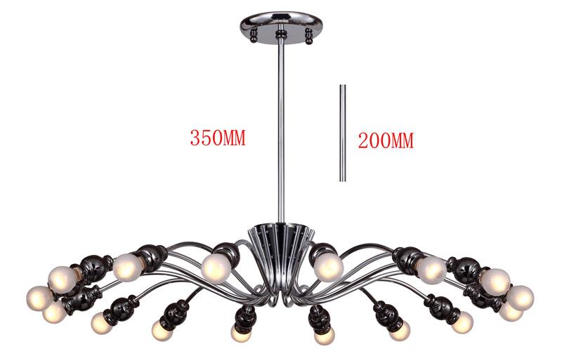 Потолочная люстра на штанге 1597-12P Favouriteна штанге<br>люстра. Бренд - Favourite. тип цоколя - E14. тип лампы - накаливания или LED. ширина/диаметр - 850. мощность - 40. количество ламп - 12. особенности - Дизайнерская люстра на штанге .<br><br>популярные производители: Favourite<br>тип цоколя: E14<br>тип лампы: накаливания или LED<br>ширина/диаметр: 850<br>максимальная мощность лампочки: 40<br>количество лампочек: 12<br>особенности: Дизайнерская люстра на штанге