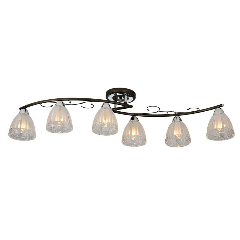 Спот  idlamp tonia 363/1a-blackchrome