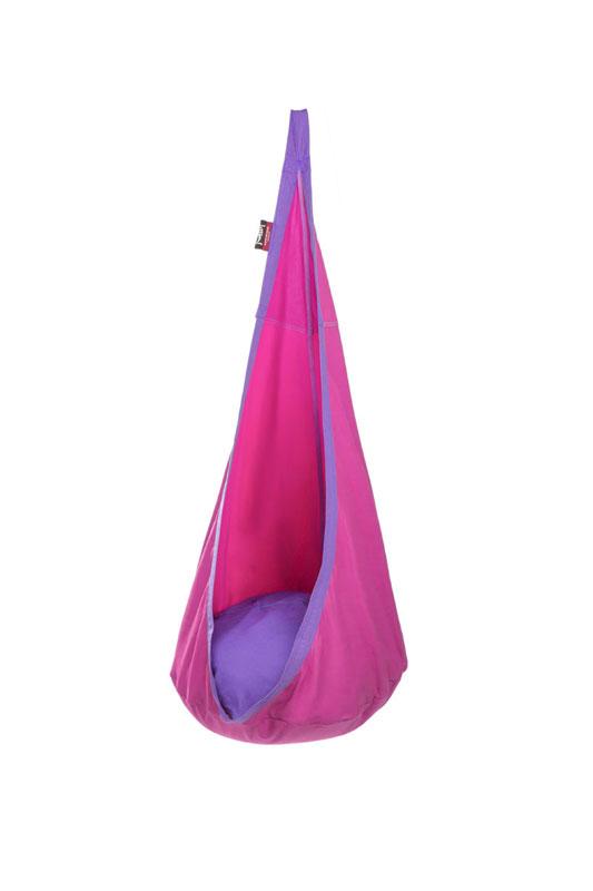 Детское подвесное кресло Nest plum KCS-05 Milli от Дивайн Лайт