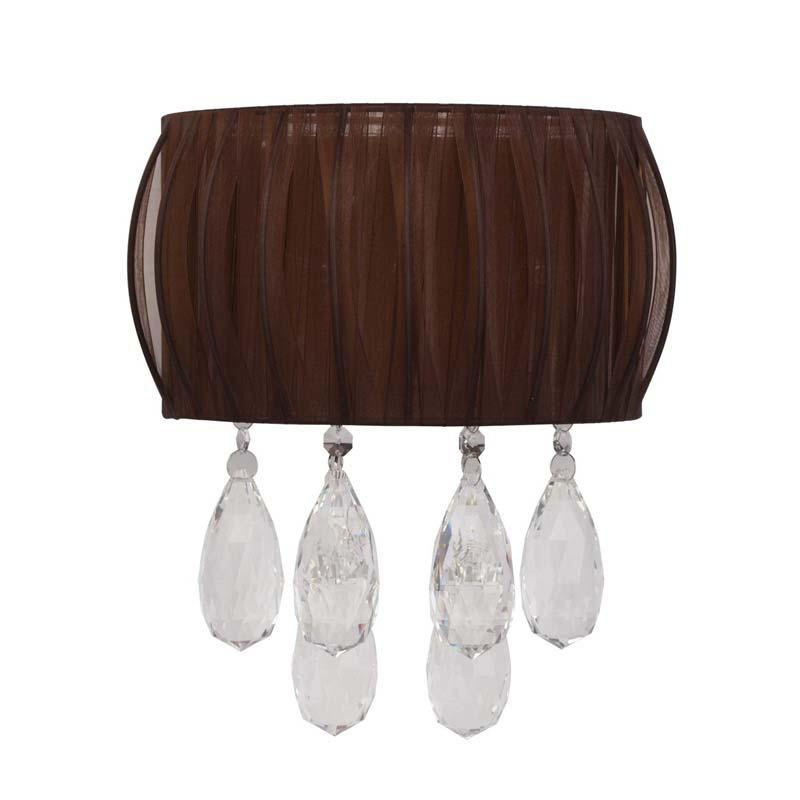 Бра 465022503 MW-LightНастенные и бра<br>465022503. Бренд - MW-Light. материал плафона - ткань. цвет плафона - коричневый. тип цоколя - G4. тип лампы - галогеновая или LED. ширина/диаметр - 270. мощность - 20. количество ламп - 3.<br><br>популярные производители: MW-Light<br>материал плафона: ткань<br>цвет плафона: коричневый<br>тип цоколя: G4<br>тип лампы: галогеновая или LED<br>ширина/диаметр: 270<br>максимальная мощность лампочки: 20<br>количество лампочек: 3
