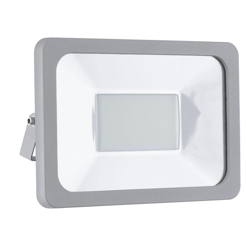 Уличный прожектор 95406 EGLOПрожекторы<br>Уличный светодиодный светильник настенный FAEDO 1, 50W (LED), 245х175, IP65, алюминий, серебряный/стекло. Бренд - EGLO. материал плафона - стекло. цвет плафона - прозрачный. тип лампы - LED. ширина/диаметр - 50. мощность - 50. количество ламп - 1.<br><br>популярные производители: EGLO<br>материал плафона: стекло<br>цвет плафона: прозрачный<br>тип лампы: LED<br>ширина/диаметр: 50<br>максимальная мощность лампочки: 50<br>количество лампочек: 1