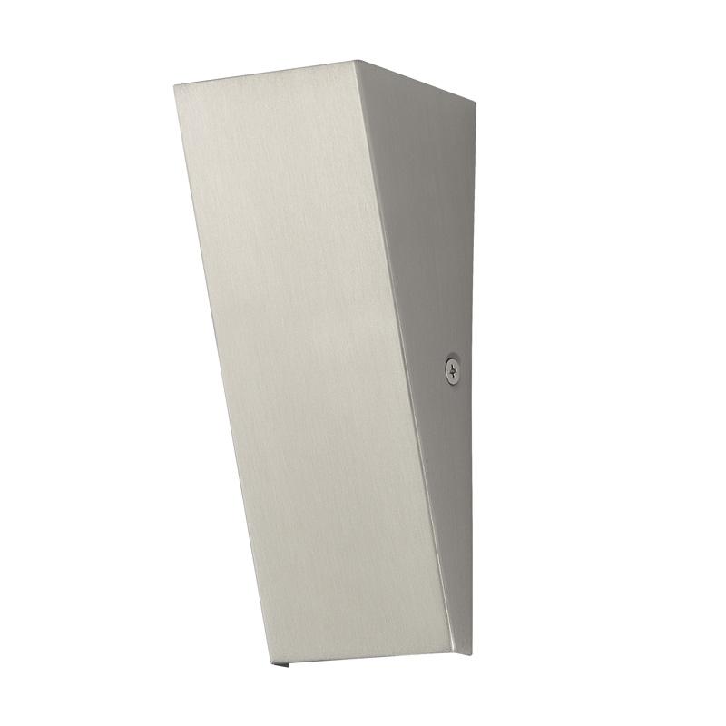 Светильник настенный 94793 EGLOНастенные<br>Уличный светодиодный светильник настенный ZAMORANA, 1х2,5W (LED), 65х165, IP44, нержавеющая сталь. Бренд - EGLO. материал плафона - металл. цвет плафона - серый. тип лампы - LED. ширина/диаметр - 65. мощность - 2.5. количество ламп - 1.<br><br>популярные производители: EGLO<br>материал плафона: металл<br>цвет плафона: серый<br>тип лампы: LED<br>ширина/диаметр: 65<br>максимальная мощность лампочки: 2.5<br>количество лампочек: 1