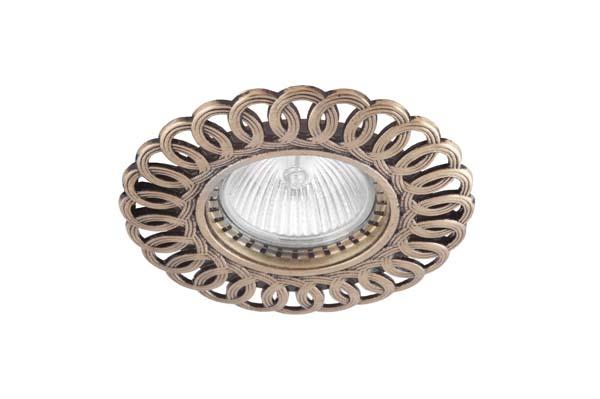Точечный светильник N1555-Old Gold Donoluxвстраиваемые<br>Donolux Светильник встраиваемый неповоротный из латуни, MR16,max 50w GU5,3 D 100 H 70 мм, состаренно. Бренд - Donolux. тип цоколя - GU5.3. тип лампы - галогеновая или LED. ширина/диаметр - 100. мощность - 50. количество ламп - 1.<br><br>популярные производители: Donolux<br>тип цоколя: GU5.3<br>тип лампы: галогеновая или LED<br>ширина/диаметр: 100<br>максимальная мощность лампочки: 50<br>количество лампочек: 1