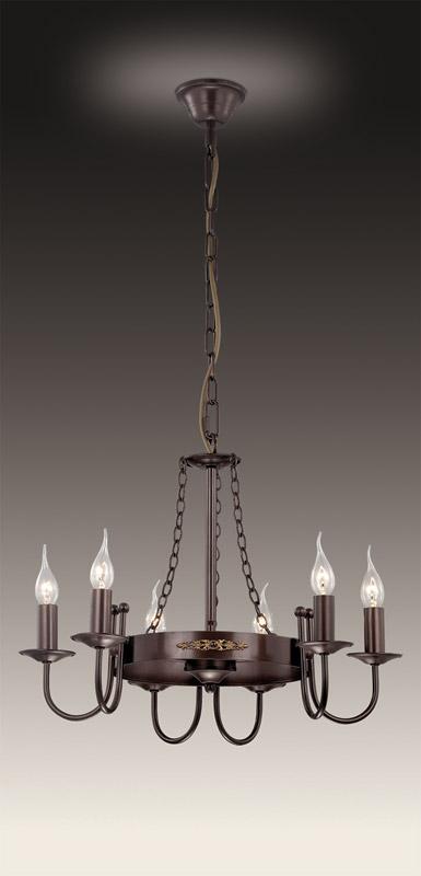 Потолочная люстра подвесная 2528/6 Odeon Lightподвесные<br>2528/6 ODL13 229 коричневый/декор золотой Люстра  E14 6*40W 220V DARIO. Бренд - Odeon Light. материал плафона - стекло. цвет плафона - прозрачный. тип цоколя - E14. тип лампы - галогеновая или LED. ширина/диаметр - 560. мощность - 40. количество ламп - 6.<br><br>популярные производители: Odeon Light<br>материал плафона: стекло<br>цвет плафона: прозрачный<br>тип цоколя: E14<br>тип лампы: галогеновая или LED<br>ширина/диаметр: 560<br>максимальная мощность лампочки: 40<br>количество лампочек: 6