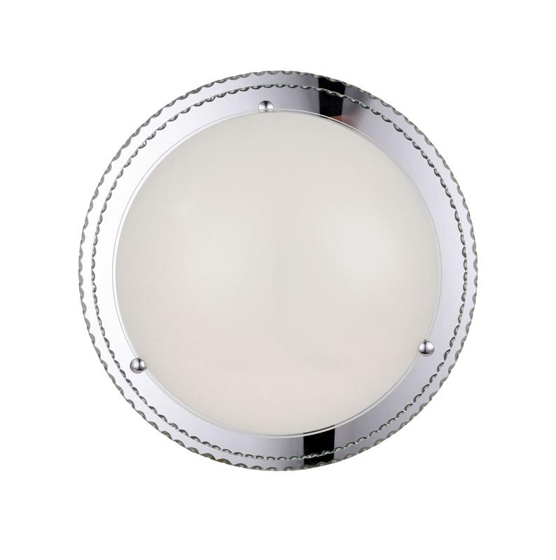 Накладной потолочный светильник SL494.502.01 ST-Luceнакладные<br>Светильник настенно-потолочный. Бренд - ST-Luce. материал плафона - стекло. цвет плафона - белый. тип лампы - LED. ширина/диаметр - 320. мощность - 12. количество ламп - 1.<br><br>популярные производители: ST-Luce<br>материал плафона: стекло<br>цвет плафона: белый<br>тип лампы: LED<br>ширина/диаметр: 320<br>максимальная мощность лампочки: 12<br>количество лампочек: 1
