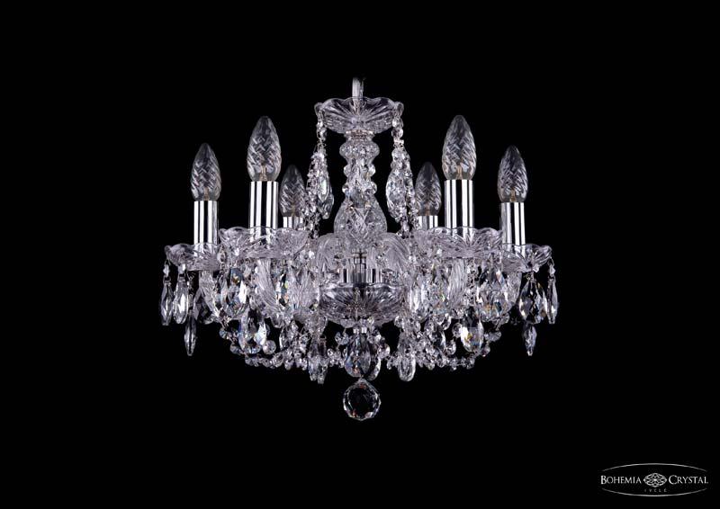 Потолочная люстра подвесная 1406/6/141/Ni Bohemia Ivele Crystalподвесные<br>Люстра. Бренд - Bohemia Ivele Crystal. материал плафона - хрусталь. цвет плафона - прозрачный. тип цоколя - E14. тип лампы - накаливания или LED. ширина/диаметр - 440. мощность - 40. количество ламп - 6.<br><br>популярные производители: Bohemia Ivele Crystal<br>материал плафона: хрусталь<br>цвет плафона: прозрачный<br>тип цоколя: E14<br>тип лампы: накаливания или LED<br>ширина/диаметр: 440<br>максимальная мощность лампочки: 40<br>количество лампочек: 6
