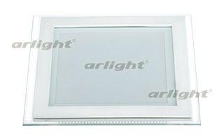Точечный светильник 014933 Arlightвстраиваемые<br>Стеклянная квадратная панель 12Вт / БЕЛЫЙ 5500-6000K / 950лм / 120°. Размер 160x160x45мм (в отверстие 125x125мм). Корпус белый. Питание от сети 220VAC, драйвер в к-те 300mA 27-42V. Для использования с диммерами TRIAC замените драйвер на ARJ-LK48320-DIM (п.... Бренд - Arlight. материал плафона - стекло. цвет плафона - белый. тип лампы - LED. ширина/диаметр - 160. мощность - 12.<br><br>популярные производители: Arlight<br>материал плафона: стекло<br>цвет плафона: белый<br>тип лампы: LED<br>ширина/диаметр: 160<br>максимальная мощность лампочки: 12
