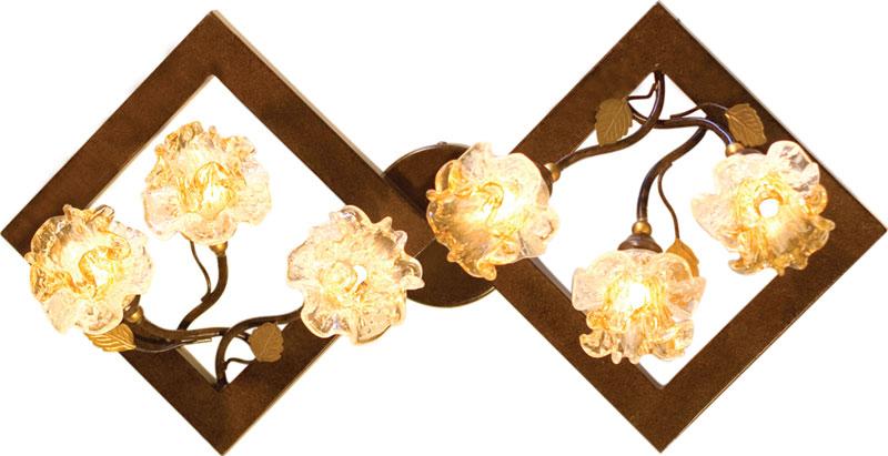 Бра 90338/6C N-LightНастенные и бра<br>90338/6C. Бренд - N-Light. материал плафона - стекло. цвет плафона - прозрачный. тип цоколя - G9. тип лампы - галогеновая или LED. мощность - 40. количество ламп - 6.<br><br>популярные производители: N-Light<br>материал плафона: стекло<br>цвет плафона: прозрачный<br>тип цоколя: G9<br>тип лампы: галогеновая или LED<br>максимальная мощность лампочки: 40<br>количество лампочек: 6