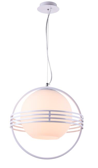 Подвесной  потолочный светильник 252/1-White IDLampподвесные<br>Подвесной. Бренд - IDLamp. материал плафона - стекло. цвет плафона - белый. тип цоколя - E27. тип лампы - накаливания или LED. ширина/диаметр - 400. мощность - 60. количество ламп - 3.<br><br>популярные производители: IDLamp<br>материал плафона: стекло<br>цвет плафона: белый<br>тип цоколя: E27<br>тип лампы: накаливания или LED<br>ширина/диаметр: 400<br>максимальная мощность лампочки: 60<br>количество лампочек: 3
