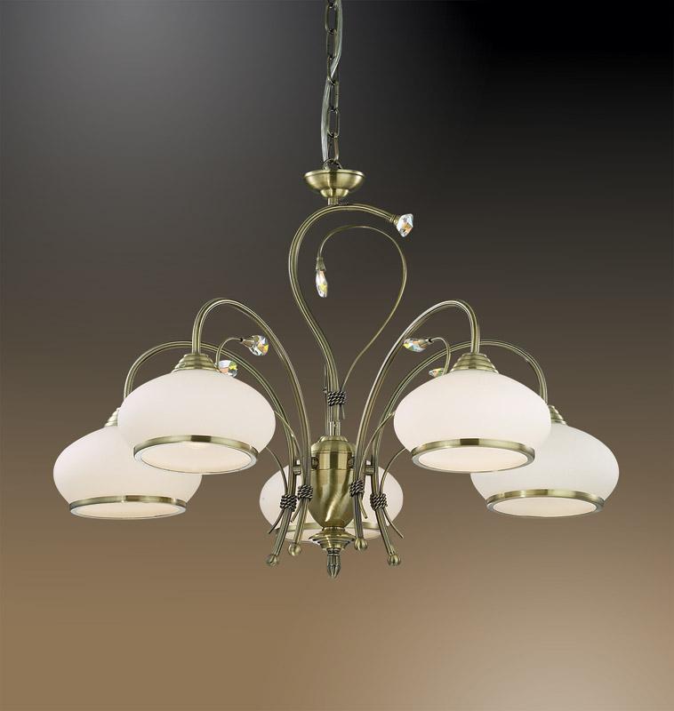 Потолочная люстра подвесная 2240/5 Odeon Lightподвесные<br>2240/5 ODL12 082 бронза Люстра  E27 5*60W 220V TEURA. Бренд - Odeon Light. материал плафона - стекло. цвет плафона - белый. тип цоколя - E27. тип лампы - галогеновая или LED. ширина/диаметр - 700. мощность - 60. количество ламп - 5.<br><br>популярные производители: Odeon Light<br>материал плафона: стекло<br>цвет плафона: белый<br>тип цоколя: E27<br>тип лампы: галогеновая или LED<br>ширина/диаметр: 700<br>максимальная мощность лампочки: 60<br>количество лампочек: 5