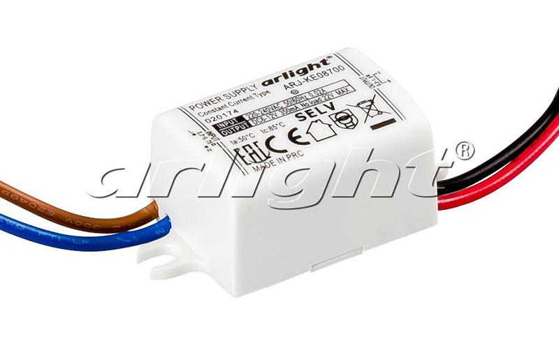 Блок питания ARJ-KE08700 (6W, 700mA)