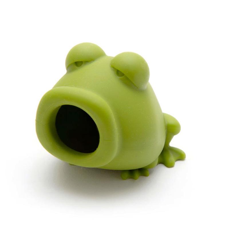 Отделитель яичного желтка yolkfrog Fine DesignМелочи для кухни<br>. Бренд - Fine Design. материал - силикон.<br><br>популярные производители: Fine Design<br>материал: силикон