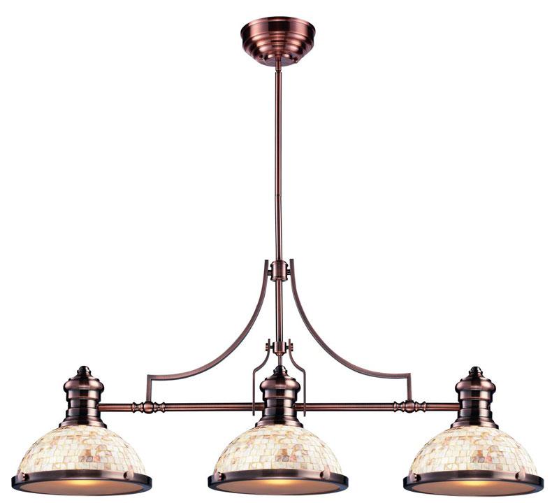 N-Light Подвесной потолочный светильник 733-03-52AC Antique Copper