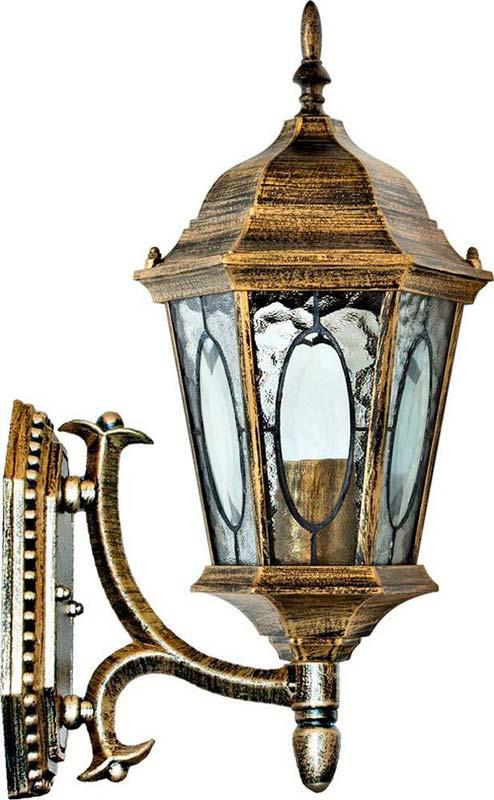 Светильник настенный 11327 FeronНастенные<br>PL160 60W 230V E27 205*245*440мм черное золото (малый, на стену вверх). Бренд - Feron. материал плафона - стекло. цвет плафона - прозрачный. тип цоколя - E27. тип лампы - накаливания или LED. ширина/диаметр - 198. мощность - 60. количество ламп - 1.<br><br>популярные производители: Feron<br>материал плафона: стекло<br>цвет плафона: прозрачный<br>тип цоколя: E27<br>тип лампы: накаливания или LED<br>ширина/диаметр: 198<br>максимальная мощность лампочки: 60<br>количество лампочек: 1