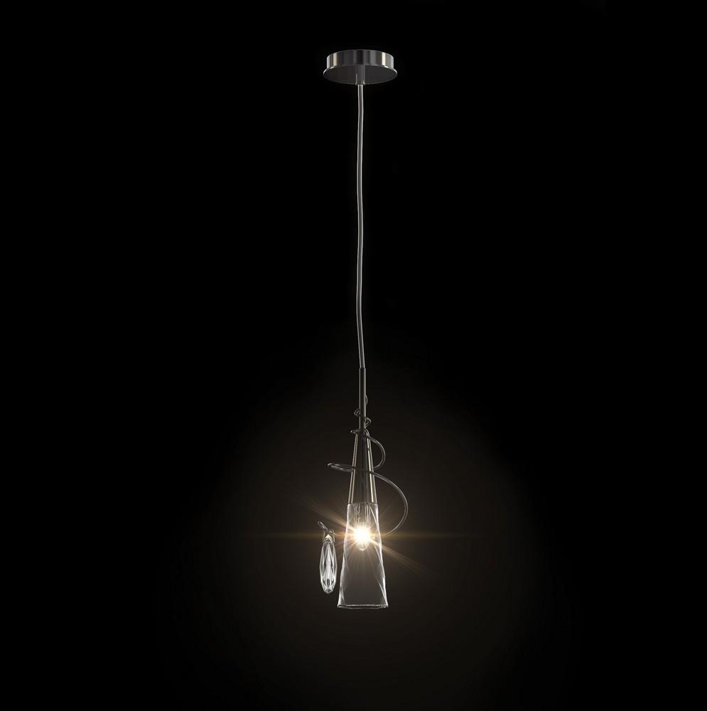 Подвесной  потолочный светильник 711014 Lightstarподвесные<br>711014 (SD1105/1)  Люстра AEREO 1х40W G9 CHROME. Бренд - Lightstar. материал плафона - стекло. цвет плафона - прозрачный. тип цоколя - G9. тип лампы - галогеновая или LED. ширина/диаметр - 100. мощность - 40. количество ламп - 1.<br><br>популярные производители: Lightstar<br>материал плафона: стекло<br>цвет плафона: прозрачный<br>тип цоколя: G9<br>тип лампы: галогеновая или LED<br>ширина/диаметр: 100<br>максимальная мощность лампочки: 40<br>количество лампочек: 1