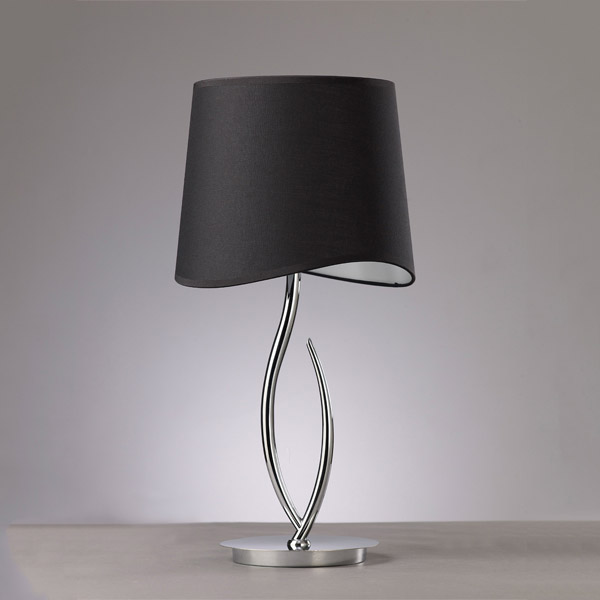 Настольная лампа 1934 Mantra (Настольная лампа для гостиной,Настольная лампа для спальни,Настольная лампа с абажуром,для гостиной,с абажуром,для спальни)