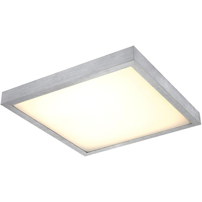 Накладной потолочный светильник 41663 Globoнакладные<br>41663. Бренд - Globo. материал плафона - пластик. цвет плафона - белый. тип лампы - LED. ширина/диаметр - 404. мощность - 1. количество ламп - 288.<br><br>популярные производители: Globo<br>материал плафона: пластик<br>цвет плафона: белый<br>тип лампы: LED<br>ширина/диаметр: 404<br>максимальная мощность лампочки: 1<br>количество лампочек: 288