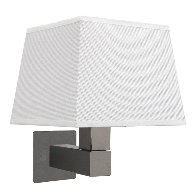 Бра 5235+5239+5171Настенные и бра<br>WALL LAMP E27. Бренд - Mantra. тип лампы - накаливания или LED. количество ламп - 1. тип цоколя - E27. мощность лампы - 13. цвет арматуры - коричневый. цвет плафона - кремовый. материал арматуры - металл. материал плафона - ткань. высота - 227. ширина/диаметр - 215. длина - 200. степень защиты ip - 20. форма - прямоугольник. стиль - модерн. страна происхождения - Испания. коллекция - BAHIA. напряжение - 220.<br><br>Бренд: Mantra<br>тип лампы: накаливания или LED<br>количество ламп: 1<br>тип цоколя: E27<br>мощность лампы: 13<br>цвет арматуры: коричневый<br>цвет плафона: кремовый<br>материал арматуры: металл<br>материал плафона: ткань<br>высота: 227<br>ширина/диаметр: 215<br>длина: 200<br>степень защиты ip: 20<br>форма: прямоугольник<br>стиль: модерн<br>страна происхождения: Испания<br>коллекция: BAHIA<br>напряжение: 220