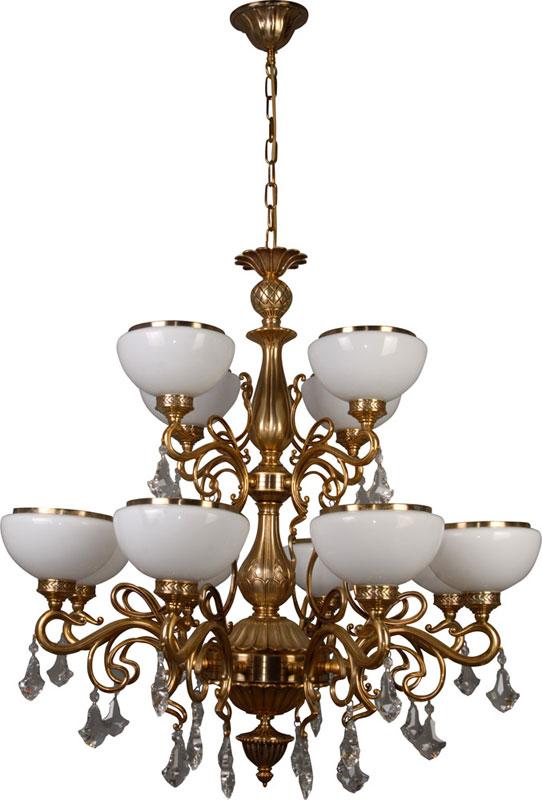 Потолочная люстра подвесная 309-12-52 N-Lightподвесные<br>алюминиевый сплав+стекло+хрусталь;12x60W, E27, 230V<br>D=840mm<br>H=720mm . Бренд - N-Light. материал плафона - стекло. цвет плафона - белый. тип цоколя - E27. тип лампы - накаливания или LED. ширина/диаметр - 840. мощность - 60. количество ламп - 12.<br><br>популярные производители: N-Light<br>материал плафона: стекло<br>цвет плафона: белый<br>тип цоколя: E27<br>тип лампы: накаливания или LED<br>ширина/диаметр: 840<br>максимальная мощность лампочки: 60<br>количество лампочек: 12