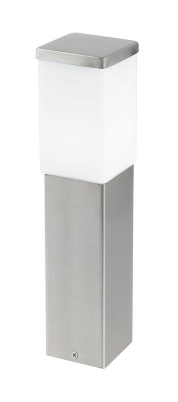 Светильник уличный 86388 EGLOСадово-парковые<br>Уличный светильник напольный CALGARY, 1х60W (E27),  H435, нерж. сталь/стекло опал. Бренд - EGLO. материал плафона - стекло. цвет плафона - белый. тип цоколя - E27. тип лампы - накаливания или LED. ширина/диаметр - 100. мощность - 60. количество ламп - 1.<br><br>популярные производители: EGLO<br>материал плафона: стекло<br>цвет плафона: белый<br>тип цоколя: E27<br>тип лампы: накаливания или LED<br>ширина/диаметр: 100<br>максимальная мощность лампочки: 60<br>количество лампочек: 1