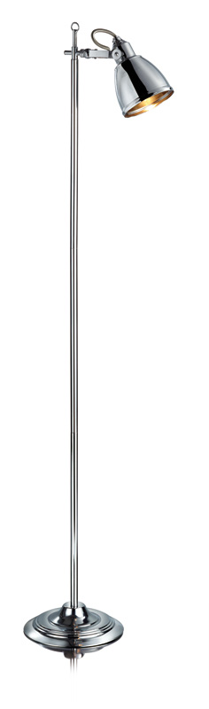 Светильник напольный 104290 MarkSojd&amp;LampGustafТоршеры и напольные светильники<br>Торшер. Бренд - MarkSojd&amp;LampGustaf. материал плафона - металл. цвет плафона - хром. тип цоколя - E14. тип лампы - накаливания или LED. ширина/диаметр - 350. мощность - 40. количество ламп - 1.<br><br>популярные производители: MarkSojd&amp;LampGustaf<br>материал плафона: металл<br>цвет плафона: хром<br>тип цоколя: E14<br>тип лампы: накаливания или LED<br>ширина/диаметр: 350<br>максимальная мощность лампочки: 40<br>количество лампочек: 1