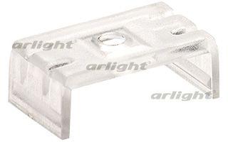 алюминиевый профиль 016435 Arlightкомплектующие<br>Держатель для профиля WIDE-H10. Материал PVC прозрачный.. Бренд - Arlight.<br><br>популярные производители: Arlight