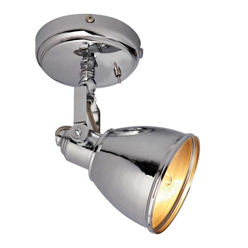 спот 104049Споты<br>Бра. Бренд - MarkSojd&amp;LampGustaf. тип лампы - накаливания или LED. количество ламп - 1. тип цоколя - E14. мощность - 40. цвет арматуры - хром. цвет плафона - хром. материал арматуры - металл. материал плафона - металл. высота - 170. ширина/диаметр - 120. длина - 195. степень защиты ip - 20. форма - круг. стиль - модерн. страна происхождения - Швеция. коллекция - FJALLBACKA. напряжение - 220.<br><br>Бренд: MarkSojd&amp;LampGustaf<br>тип лампы: накаливания или LED<br>количество ламп: 1<br>тип цоколя: E14<br>мощность: 40<br>цвет арматуры: хром<br>цвет плафона: хром<br>материал арматуры: металл<br>материал плафона: металл<br>высота: 170<br>ширина/диаметр: 120<br>длина: 195<br>степень защиты ip: 20<br>форма: круг<br>стиль: модерн<br>страна происхождения: Швеция<br>коллекция: FJALLBACKA<br>напряжение: 220
