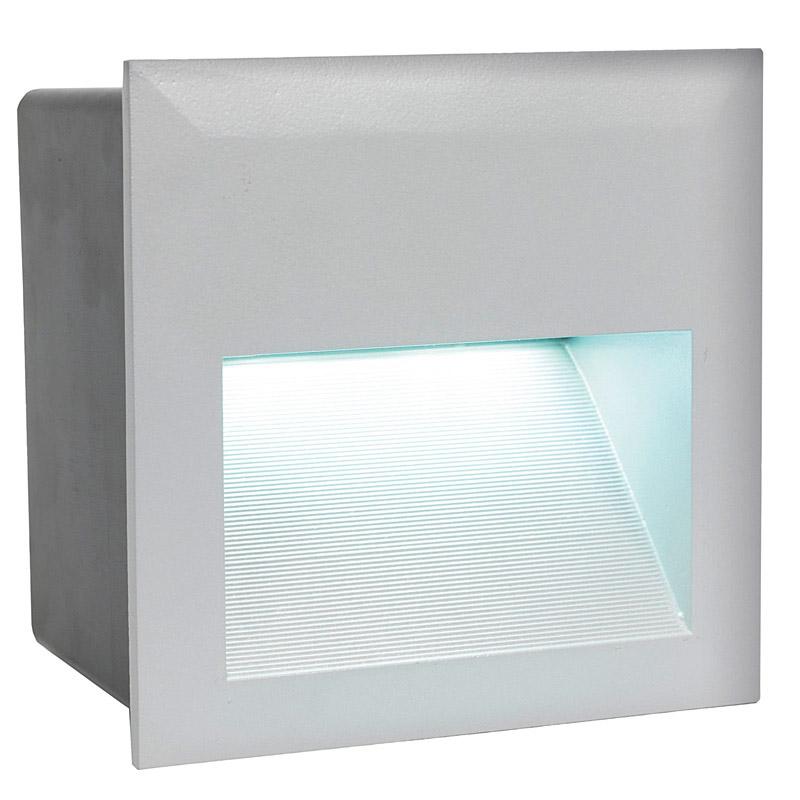 Светильник для подсветки 95235 EGLOДля стен и ступеней<br>Уличный светодиодный светильник встраиваемый ZIMBA-LED, 3,7W (LED), 140х140,  ET 95, IP65, литой алюминий, серебряный. Бренд - EGLO. материал плафона - алюминий. цвет плафона - серый. тип лампы - LED. ширина/диаметр - 140. мощность - 3.7. количество ламп - 1.<br><br>популярные производители: EGLO<br>материал плафона: алюминий<br>цвет плафона: серый<br>тип лампы: LED<br>ширина/диаметр: 140<br>максимальная мощность лампочки: 3.7<br>количество лампочек: 1