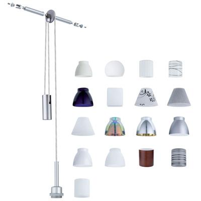 96004 Paulmannкомплектующие<br>Светильник подвесной Combi-/DecoSystem 1x35W Gu15,3 хром матовый. Бренд - Paulmann. тип цоколя - GU5.3. тип лампы - галогеновая или LED. мощность - 35. количество ламп - 1.<br><br>популярные производители: Paulmann<br>тип цоколя: GU5.3<br>тип лампы: галогеновая или LED<br>максимальная мощность лампочки: 35<br>количество лампочек: 1