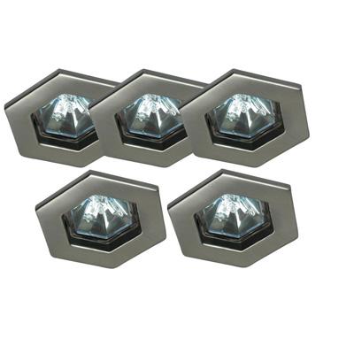 Точечный светильник 99597 Paulmannвстраиваемые<br>Светильник встраиваемый Гекса, TIP,  , 5х20W  . Бренд - Paulmann. материал плафона - стекло. цвет плафона - прозрачный. тип цоколя - GU5.3. тип лампы - галогеновая или LED. ширина/диаметр - 82. мощность - 20. количество ламп - 5.<br><br>популярные производители: Paulmann<br>материал плафона: стекло<br>цвет плафона: прозрачный<br>тип цоколя: GU5.3<br>тип лампы: галогеновая или LED<br>ширина/диаметр: 82<br>максимальная мощность лампочки: 20<br>количество лампочек: 5
