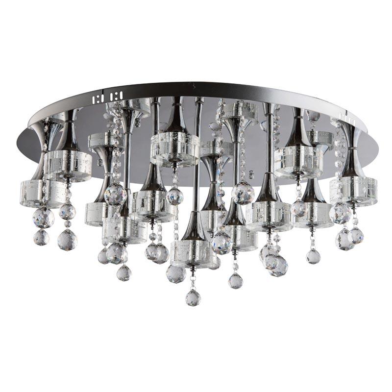 Потолочная люстра накладная 455010813 Chiaroнакладные<br>455010813. Бренд - Chiaro. материал плафона - хрусталь. цвет плафона - прозрачный. тип лампы - LED. ширина/диаметр - 690. мощность - 5. количество ламп - 13. особенности - Дизайнерская люстра накладная.<br><br>популярные производители: Chiaro<br>материал плафона: хрусталь<br>цвет плафона: прозрачный<br>тип лампы: LED<br>ширина/диаметр: 690<br>максимальная мощность лампочки: 5<br>количество лампочек: 13<br>особенности: Дизайнерская люстра накладная