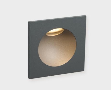 Светильник для подсветки 64G411-AC GREY ITALLINEПодсветка стен и ступеней<br>64G411-AC серый светильник встраиваемый, шт. Бренд - ITALLINE. тип лампы - LED. ширина/диаметр - 80. мощность - 3.6. количество ламп - 1.<br><br>популярные производители: ITALLINE<br>тип лампы: LED<br>ширина/диаметр: 80<br>максимальная мощность лампочки: 3.6<br>количество лампочек: 1