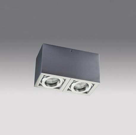 Точечный светильник OX 13B ALU