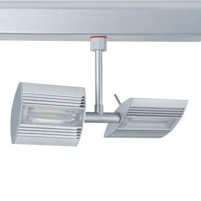 Светильник  95038 Paulmannсветильники<br>URail L&amp;E Spot Linear 1x(2x6W) Chr-m. Бренд - Paulmann. тип лампы - LED. ширина/диаметр - 65. мощность - 6. количество ламп - 2.<br><br>популярные производители: Paulmann<br>тип лампы: LED<br>ширина/диаметр: 65<br>максимальная мощность лампочки: 6<br>количество лампочек: 2