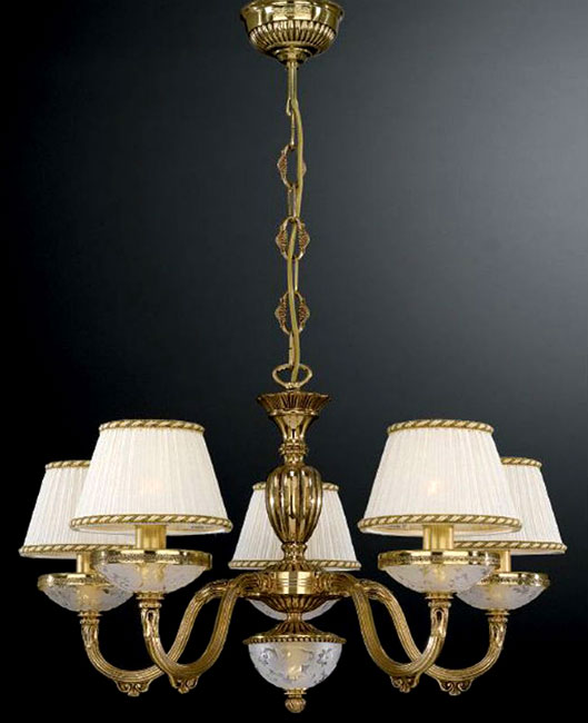 Потолочная люстра подвесная L 6502/5 Reccagni Angeloподвесные<br>L 6502/5. Бренд - Reccagni Angelo. материал плафона - ткань. цвет плафона - белый. тип цоколя - E14. тип лампы - накаливания или LED. ширина/диаметр - 640. мощность - 60. количество ламп - 5.<br><br>популярные производители: Reccagni Angelo<br>материал плафона: ткань<br>цвет плафона: белый<br>тип цоколя: E14<br>тип лампы: накаливания или LED<br>ширина/диаметр: 640<br>максимальная мощность лампочки: 60<br>количество лампочек: 5